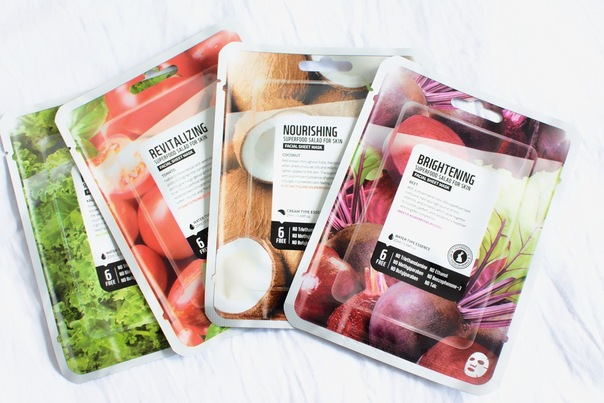 Kbeauty Sheet Masks